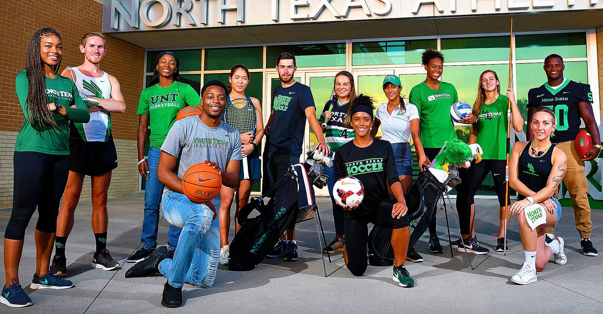 Support the Mean Green Scholarship Fund